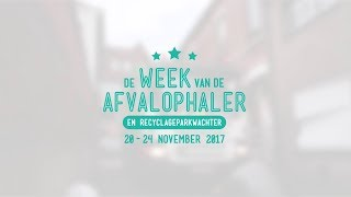 IVM - Week van de Afvalophaler 2017 - video