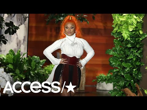 Nicki Minaj Reveals She's Seeing Two Guys, But She's 'Just Chilling'   Access