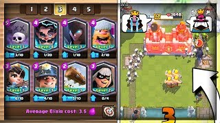 2v2 Trolling with All Legendary Deck - Undefeated!! Funny Moment in 2v2 when my partner becomes my enemy! Summer of 2v2!~~~Free Gems: http://mistplay.co/shane ~~ Invite Code: ShaneClick here to Subscribe: http://www.youtube.com/channel/UCTsFqvFocRsP6YmdzPdHwCw?sub_confirmation=1Follow me on Twitter: https://twitter.com/CLASHwith_SHANEJOIN MY CLANS:Clan 1: CHILLwithSHANEClan 2: CLANwithSHANEIf you enjoyed the video, please like and subscribe. New Clash Royale Content every day!Clash Royale  Clash Royal Gameplay & Strategy  Clash Royale Tips Tricks GuidesIntro Music: Jetta - I'd Love to Change the World (Matstubs Remix)Outro Music: Hey Now by MK2Thanks for watching! Have an awesome day!