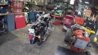 10. 2003 Yamaha V Star Classic 1100