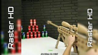 Cara Membuat Snipers Mainan Dari Kardus