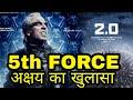 Akshay Kumar shares Incredible Information About His Upcoming Movie Robot