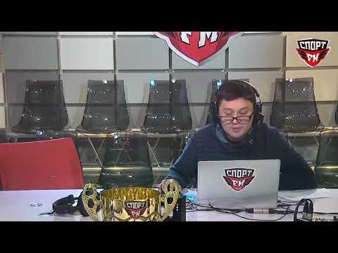 Василий Уткин сломал стул в прямом эфире Спорт FМ - DomaVideo.Ru