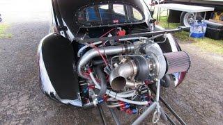 Video #168 Hilo Bug In 2015 (Conrad Ringer 9.61 @ 153 Mph) VW Drag Racing MP3, 3GP, MP4, WEBM, AVI, FLV Juli 2018