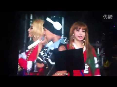concert - BB,2NE1 ,EH,WINNER,LEEHI)30/8/2014.