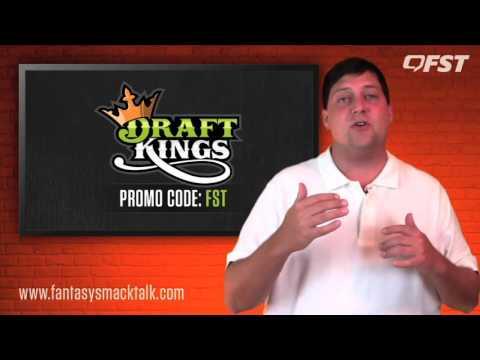 Week 9 – 2015 Daily Fantasy Football DraftKings Value Picks thumbnail
