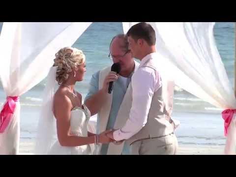 Megan Evans Wedding Video (видео)
