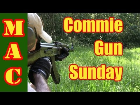 Commie Gun Day: Fathers Day