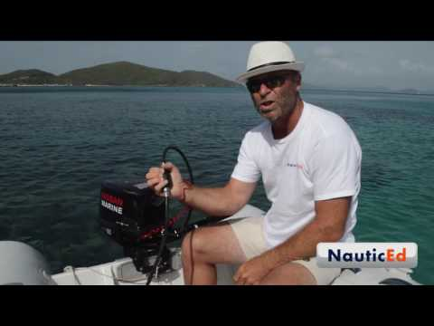 How To Operate A Dinghy