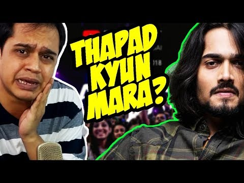 BB KI VINES NE GYAANI KO THAPAD KYUN MARA - YouTube FanFest India 2018 (FULL STORY)