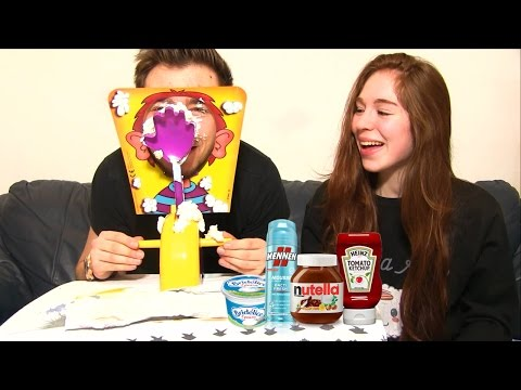 Video PIE FACE CHALLENGE PRANK ! Mousse à raser, Nutella, Ketchup, Moutarde ! download in MP3, 3GP, MP4, WEBM, AVI, FLV January 2017