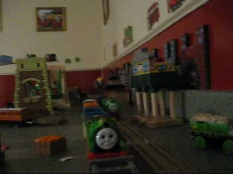 Noah's Railway The Benny Hill Ed.