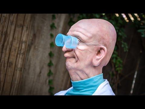 il professor farnsworth diventa reale!