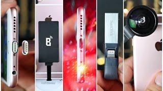 5 Coolest iPhone 6S Accessories!