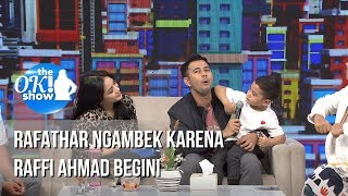 Download Video THE OK SHOW - Rafathar Ngambek Karena Raffi Ahmad Begini [15 Januari 2019] MP3 3GP MP4