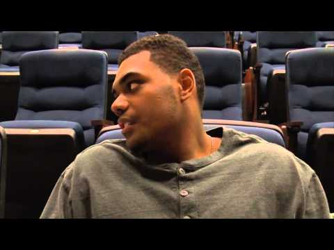 Ronnie Stanley Interview 10/8/2014 video.