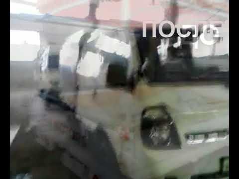 Нестандартный тент на грузовик ПЕНЗАТЕНТ 2017