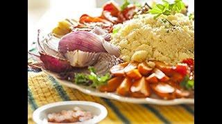 Videoricetta: come fare un couscous con verdure