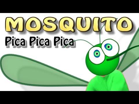 Mosquito Pica Pica Pica - Musica para Bailar Moderna