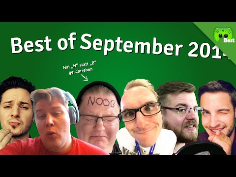 BEST OF SEPTEMBER 2014 «» Best of PietSmiet | HD
