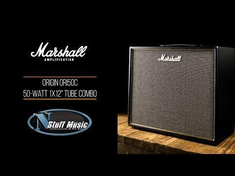 Marshall Origin 50 Combo Guitar Amp - In-Depth Review