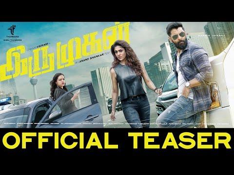 Iru Mugan Movie Teaser HD - Vikram, nayantara