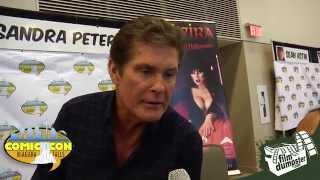 Nonton Hasselhoff Talks Kung Fury   2015 Niagara Falls Comic Con Film Subtitle Indonesia Streaming Movie Download