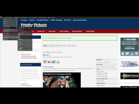 Set Up Your Event Using TicketKart