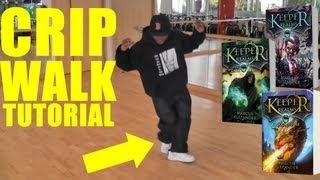 Dance Tutorial - How To C Walk (Crip Walk)