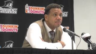 Ed Cooley Xavier Press Conference