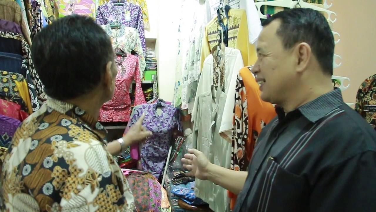Kamis 27 April 2017 Sidak Pimpinan DPRD Pasar Klewer