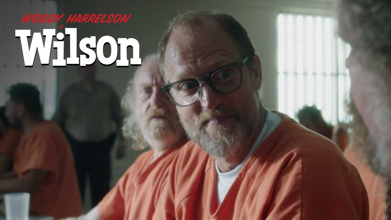 Woody Harrelson is Socially Awkward in Outrageous Comedy 'Wilson' [Clip] with Laura Dern