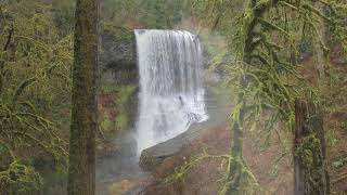 Silver Falls State Park - Trail of Ten Falls, Oregon