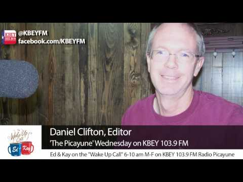 KBEY 'The Picayune' Wednesday with Daniel Clifton: Nov. 12, 2014