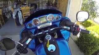 4. My 2012 Kawasaki Vulcan Vaquero Stereo (update)