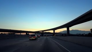 Moreno Valley (CA) United States  city pictures gallery : CA-60 West: Moreno Valley Freeway, from the Badlands to the Suburbs
