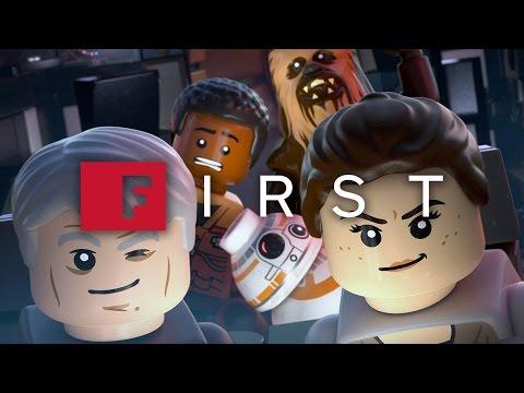 LEGO Star Wars Le Réveil de la Force en vidéo de gameplay