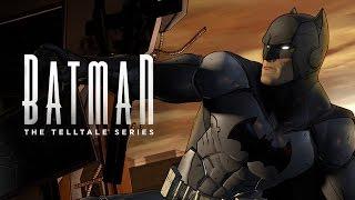 Batman: The Telltale Series - Episode Two: Children of Arkham Trailer by GameSpot