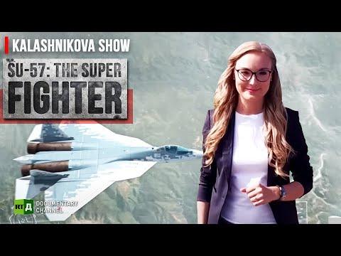 Sukhoi SU-57: The best of Russia's aviation industry   The Kalashnikova Show. Episode 5