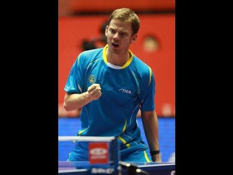 Videoklipp från ITTF nummer 1