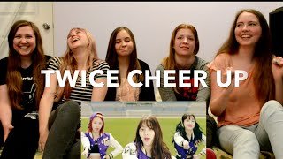 Video TWICE(트와이스) - CHEER UP MV Reaction MP3, 3GP, MP4, WEBM, AVI, FLV Juli 2018