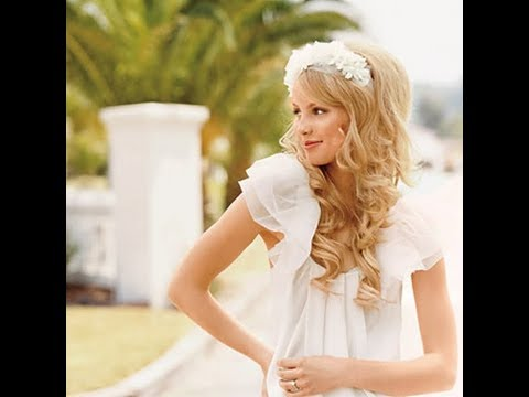 Curly hairstyles - Curly wedding hairstyles