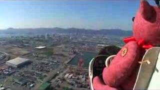 Video R/C airplane with Pilot teddy bear HDV video MP3, 3GP, MP4, WEBM, AVI, FLV November 2018