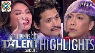 Video PGT 2018 Highlights: PGT Judges, nanggigil sa ipinakitang talento ni Joven MP3, 3GP, MP4, WEBM, AVI, FLV April 2018