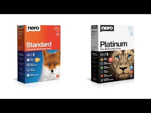 Nero Platinum 2019 - Overview and News