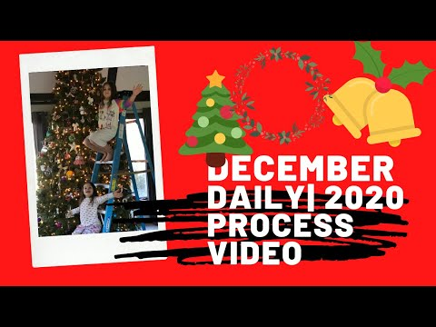 December Daily | How To | Process Video