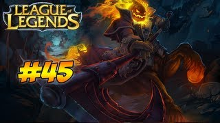 League Of Legends - Gameplay - Hecarim Guide (Hecarim Gameplay) - LegendOfGamer