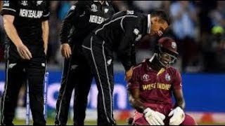West Indies v New Zealand - Match Highlights | ICC Cricket World Cup 2019