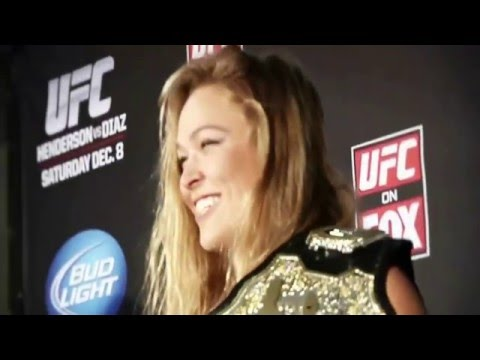 Ronda Rousey: The Rise and Fall
