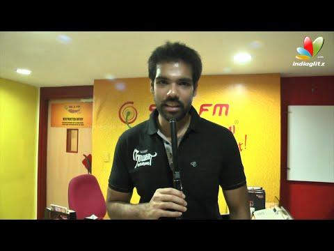 Sibiraj : We Found The Dog Through Twitter   Naigal Jakkirathai Audio Launch   Sathyaraj